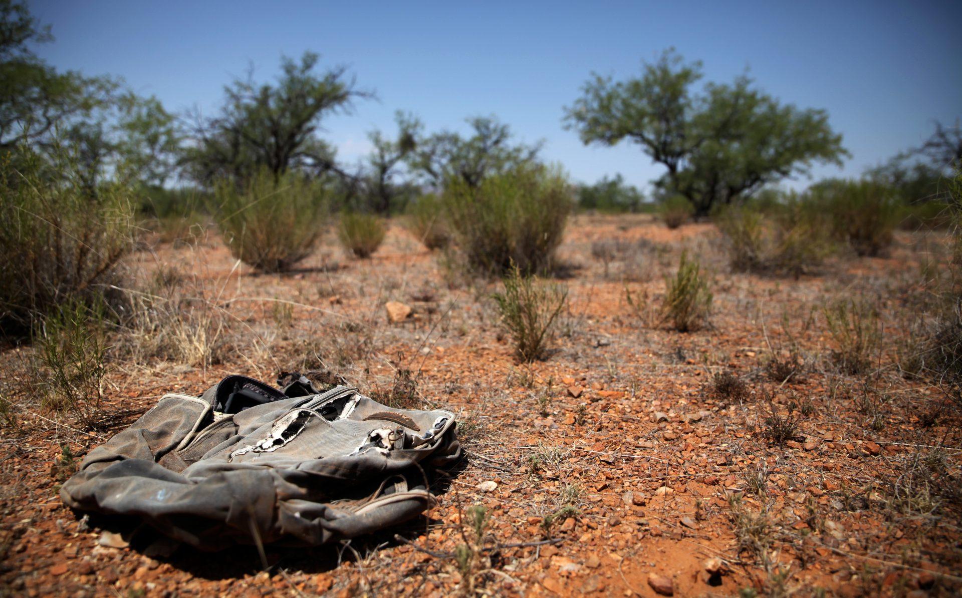 Nicht allen Migranten gelingt die Querung: 6.591 Leichen wurden