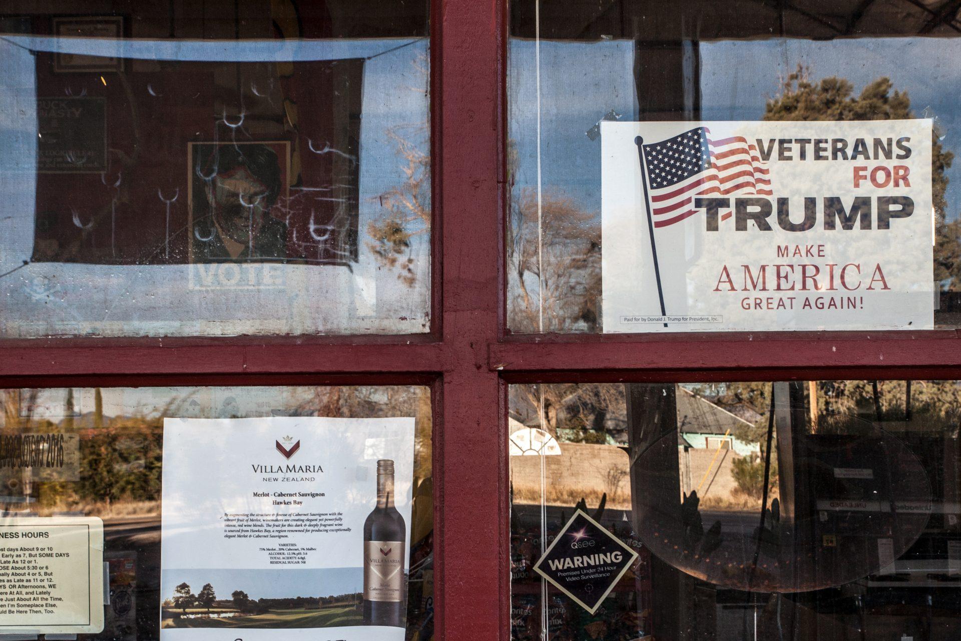 Cochise County bei Douglas ist Trumpland: Hier stimmten 58 Proze