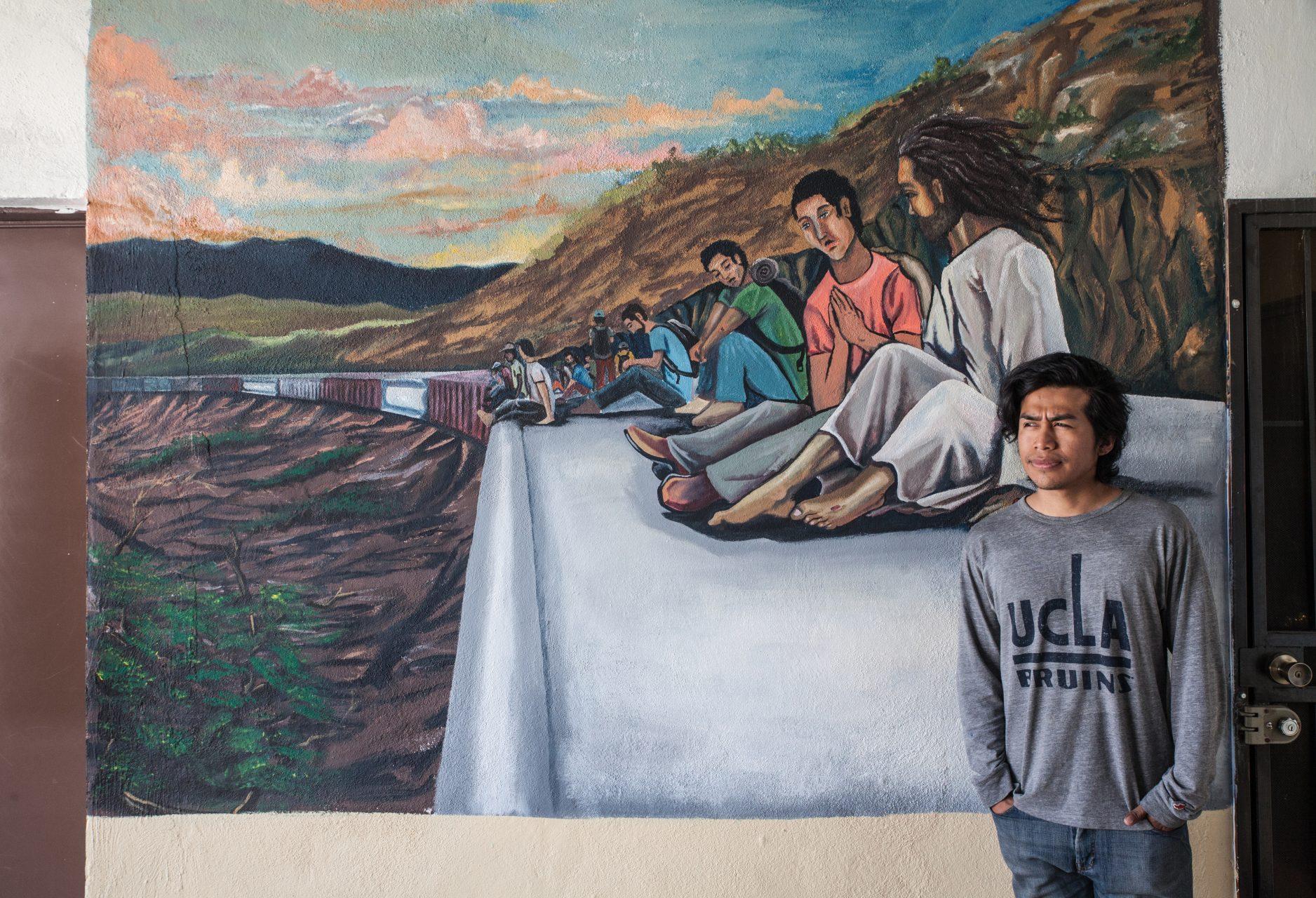 Wenseslao Hernández Hernández denkt nicht gern an seine Reise