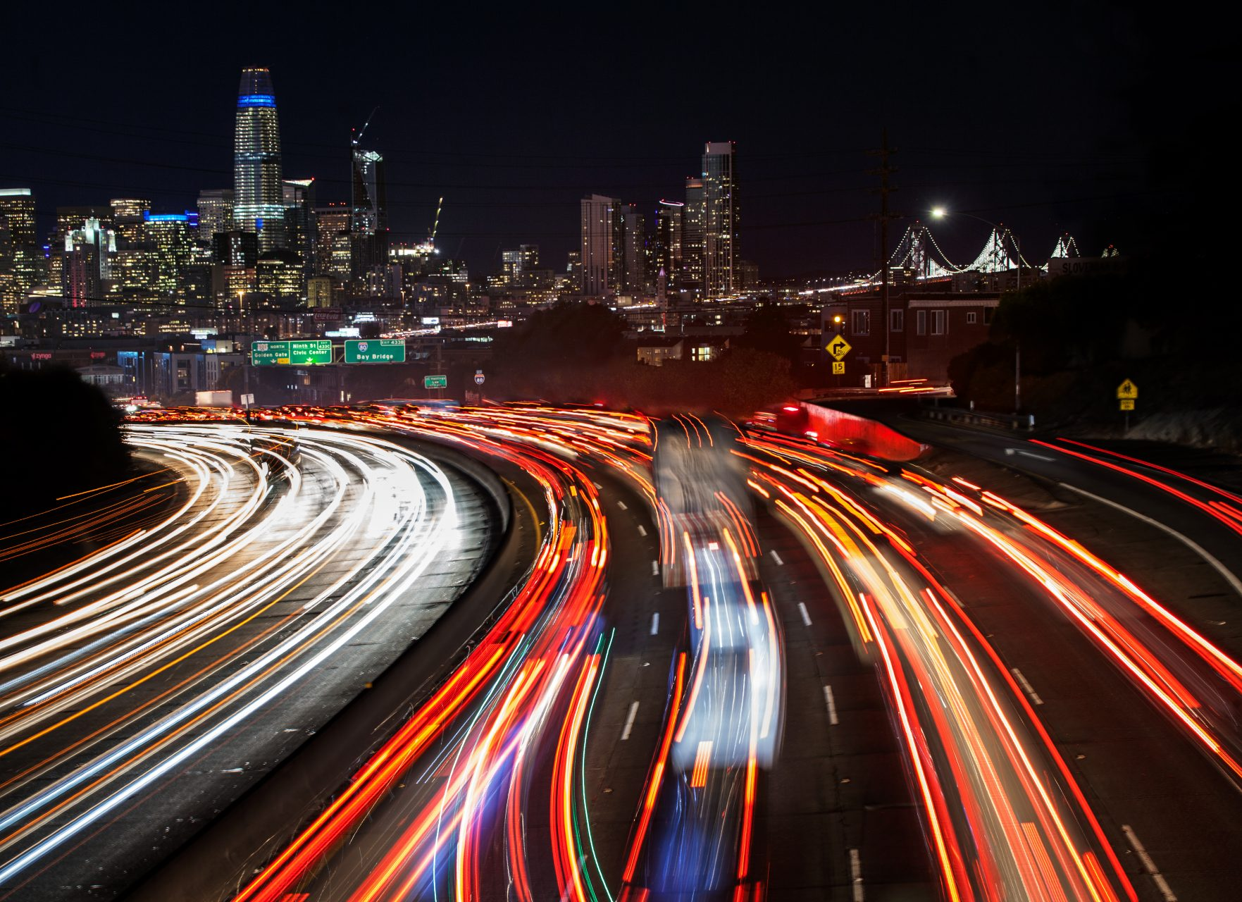 San Francisco cartrails
