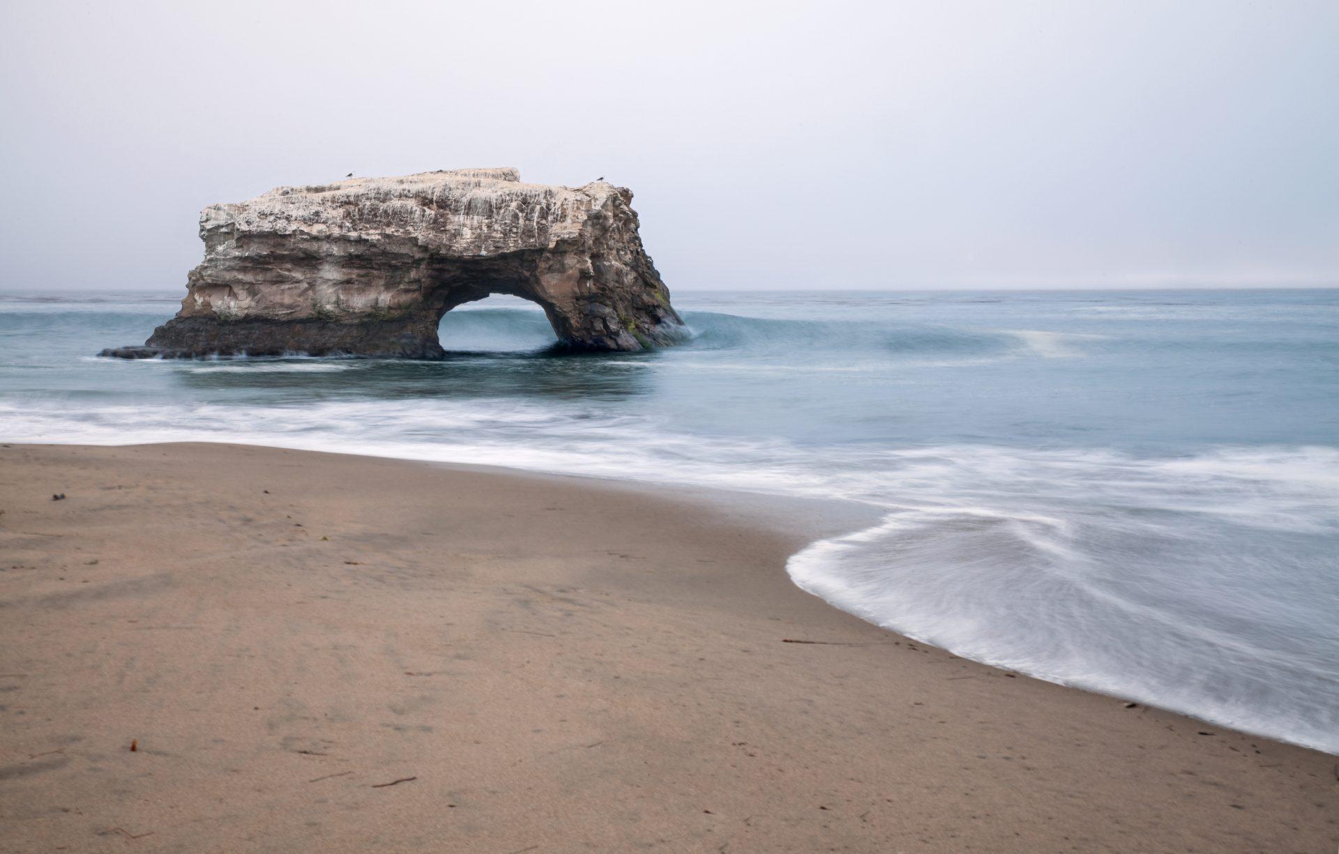 IMG_8146__Natural Bridges in the fog, Santa Cruz