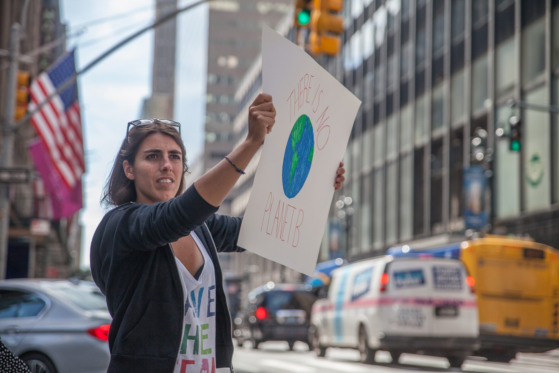 Fridays for Future in NYC